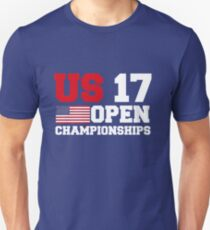 NYC US OPEN 2017 CHAMPIONSHIPS T-Shirt