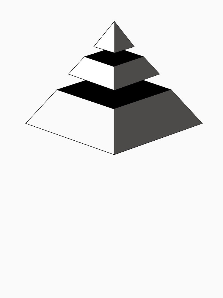 Floating Pyramid by HannahWoody