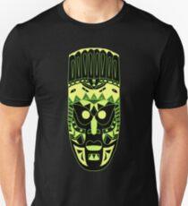 Mascara Africana Verde T-Shirt