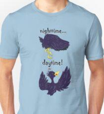 Nighttime...Daytime! Unisex T-Shirt