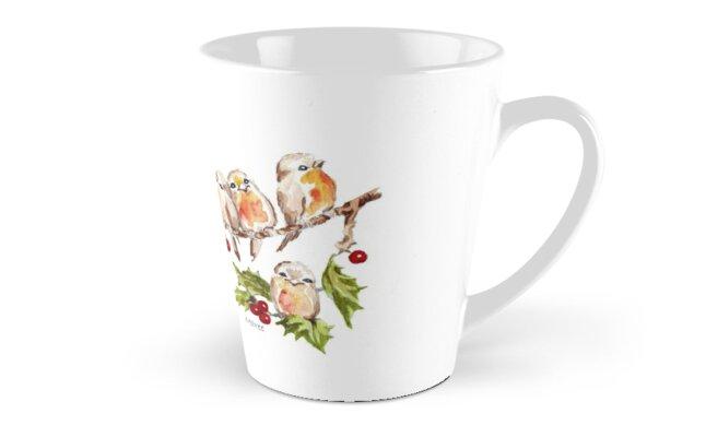 Seven Little Birds by Maree Clarkson