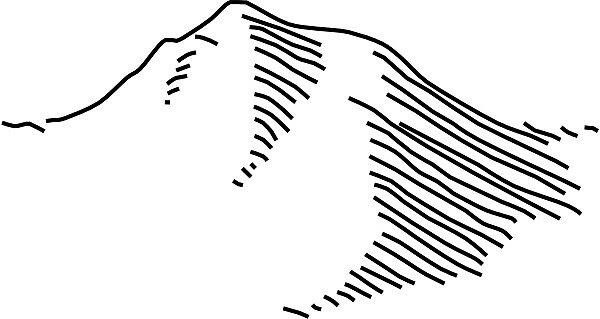 mountain by katanne011