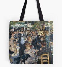 Pierre-August Renoir - Bal du moulin de la Galette Tote Bag
