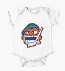 NYI Rabid Team Logo One Piece - Short Sleeve