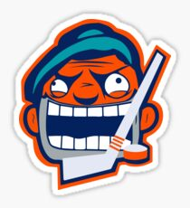 NYI Rabid Team Logo Sticker
