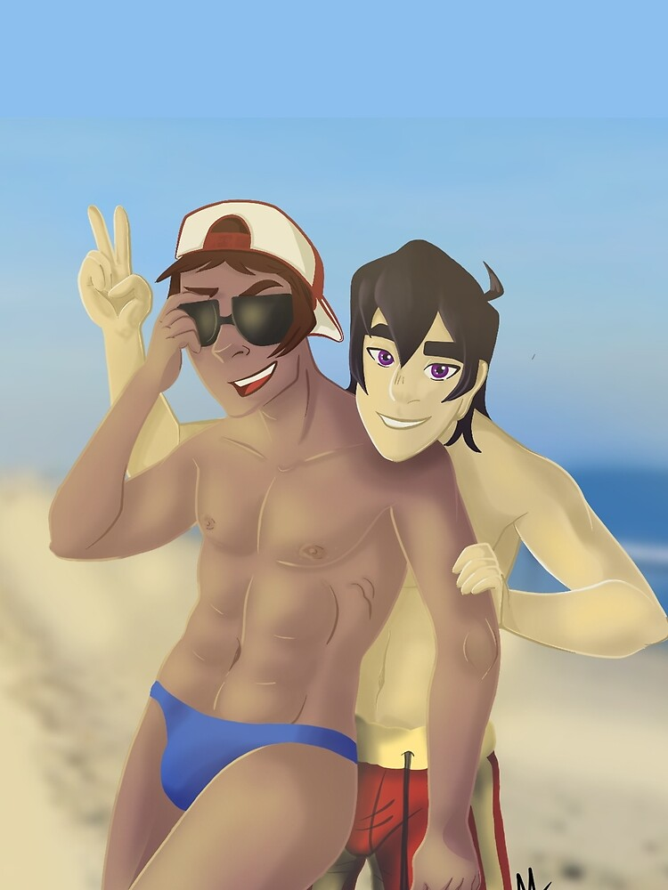 Klance at the Beach by morvenmoeller
