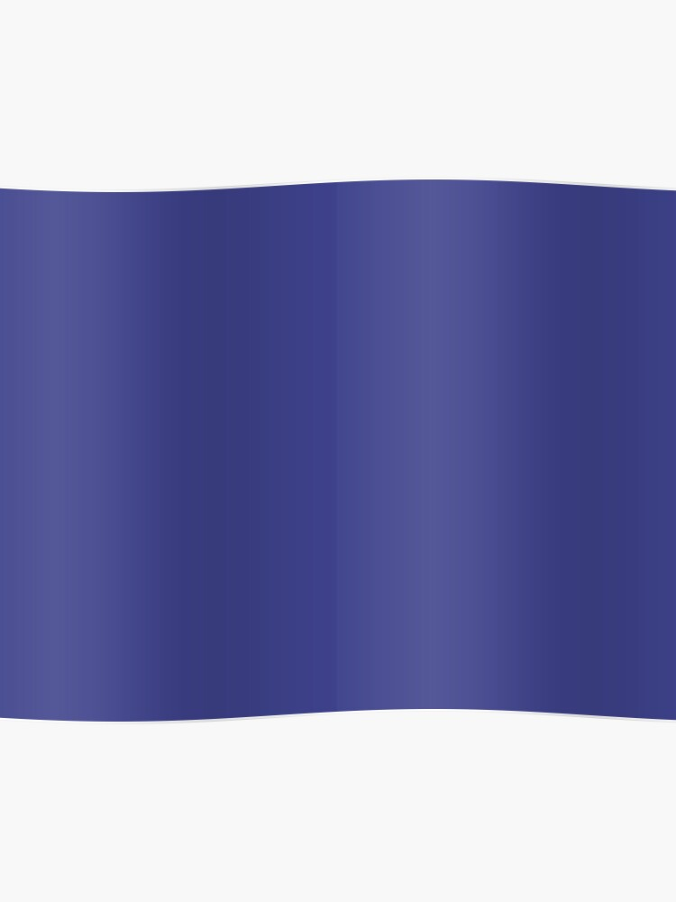 Royal Blue 19-3955 TCX | Pantone | Color Trends | Fall Winter 2014 | Solid  Colors | Fashion Colors | | Poster