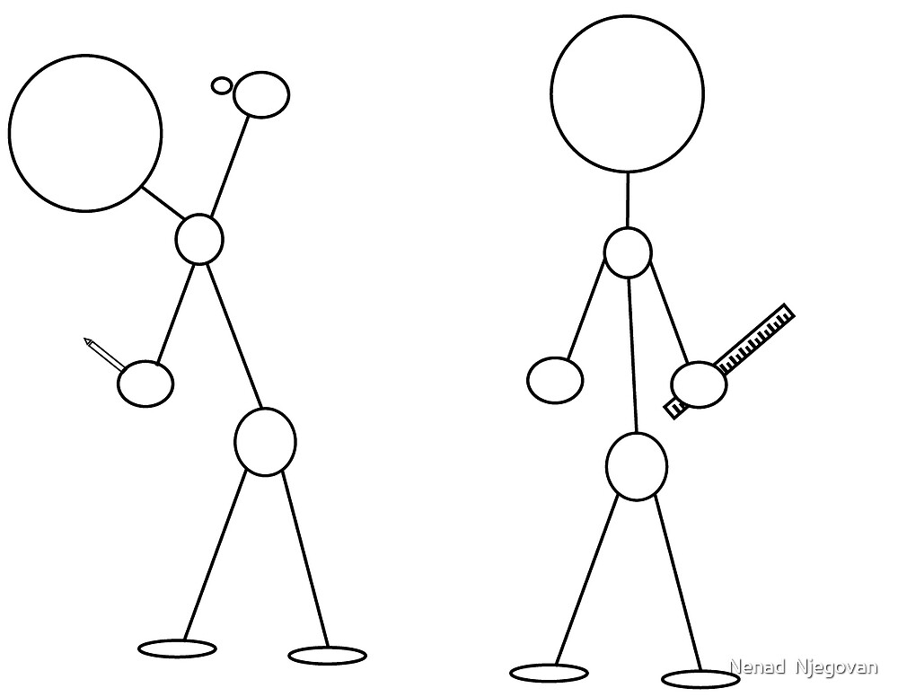 stickmen of Lidcombe design by Nenad  Njegovan