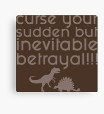 Firefly Curse your Sudden but Inevitable Betrayal Canvas Print