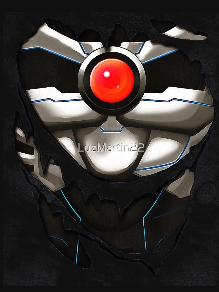 cyborg by LuzMartin22