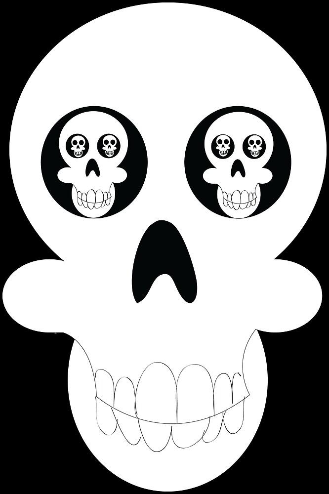 Double Skulls by Animator-Tana11
