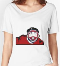 Montreal Vintage Rabid Team Logo  Women's Relaxed Fit T-Shirt