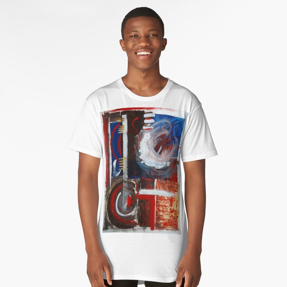 Lourdes Long T-Shirt Front