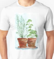 Rosemary and Parsley Unisex T-Shirt