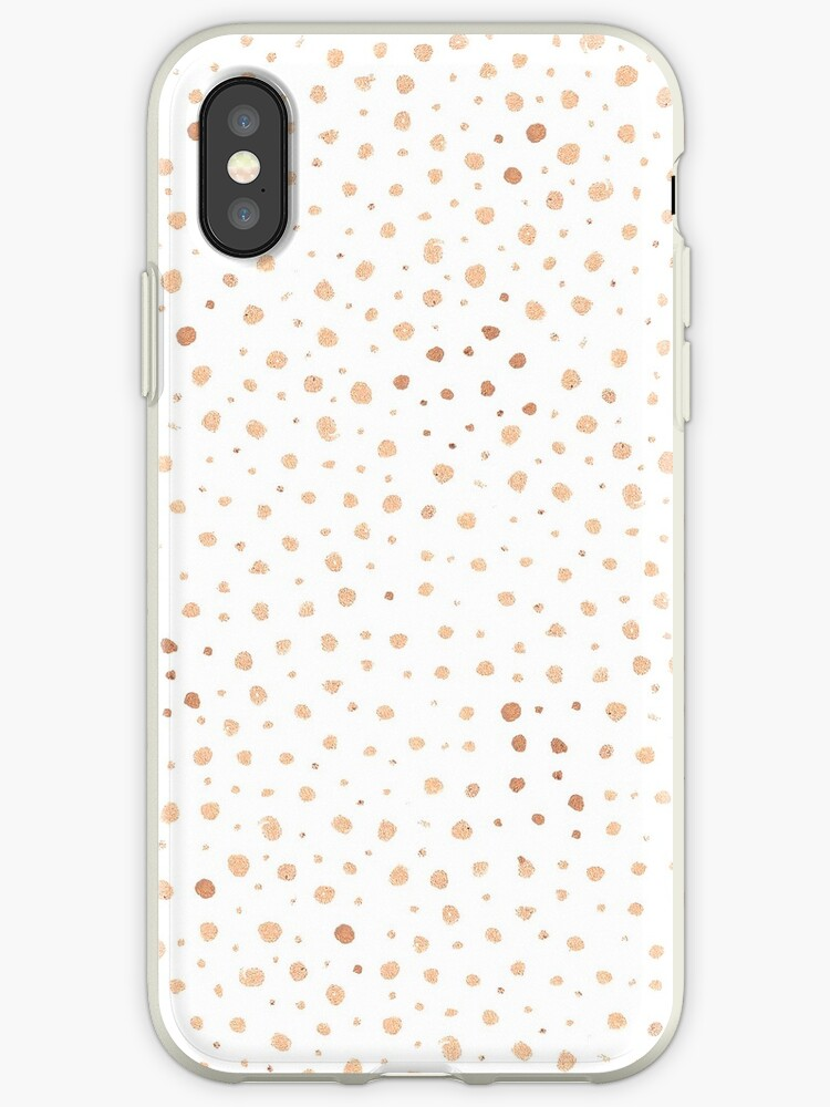 Dots Random Geometric Texture by PineLemon
