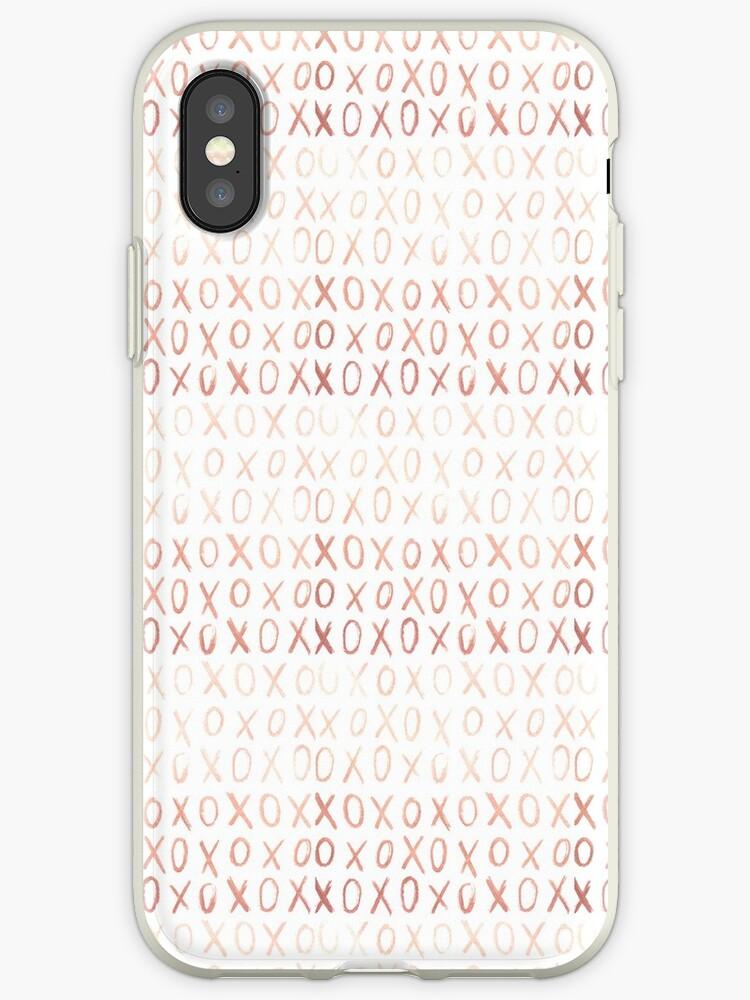 X O X Random Geometric Texture by PineLemon