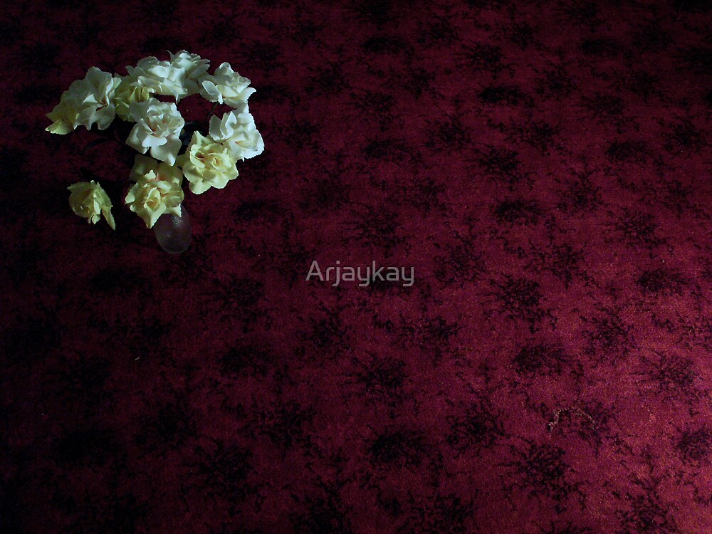 The Maroon Carpet by Robert Knapman