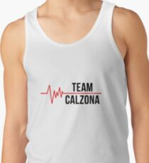 Team Calzona Tank Top