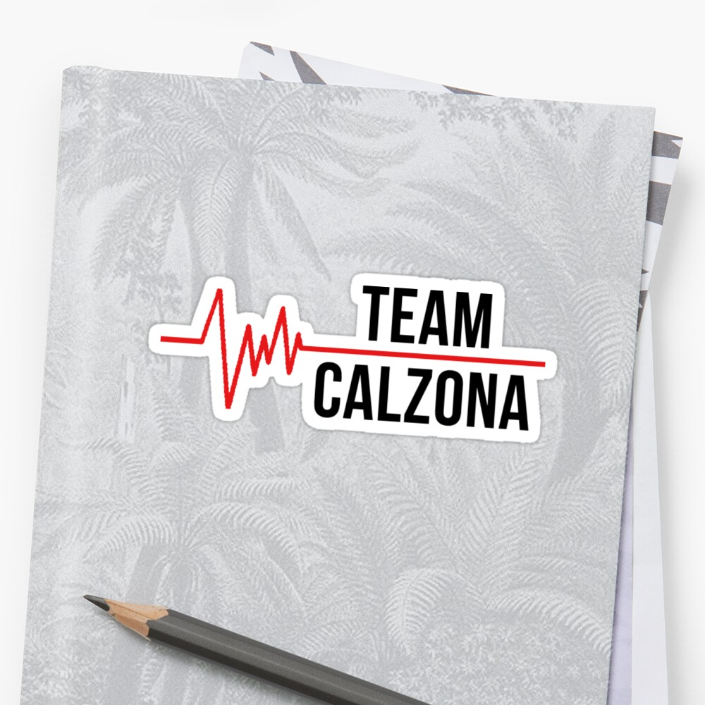Team Calzona by Caro Owens  Designs