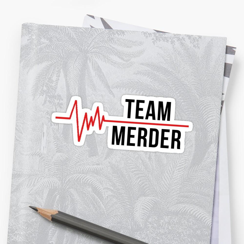 Team MerDer by Caro Owens  Designs