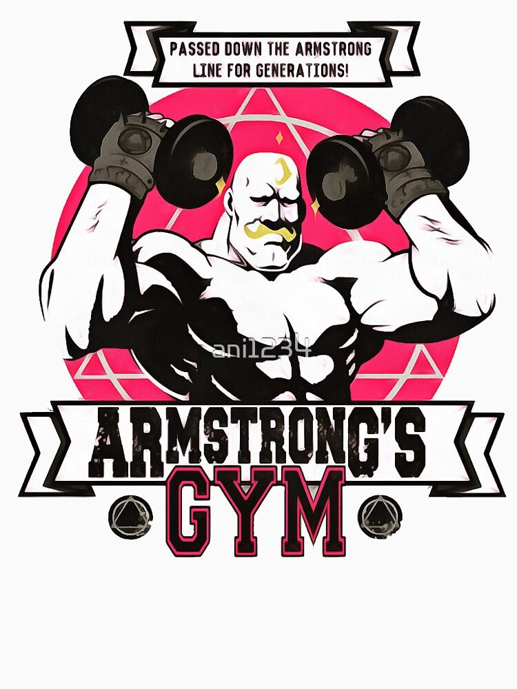gym man by ani1234