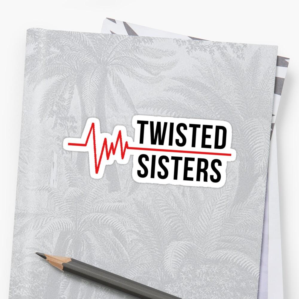 Twisted Sisters - Cristina Yang & Meredith Grey by Caro Owens  Designs
