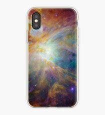 Orionnebel, Weltraum, Astronomie, Wissenschaft, Astrophysik iPhone-Hülle & Cover