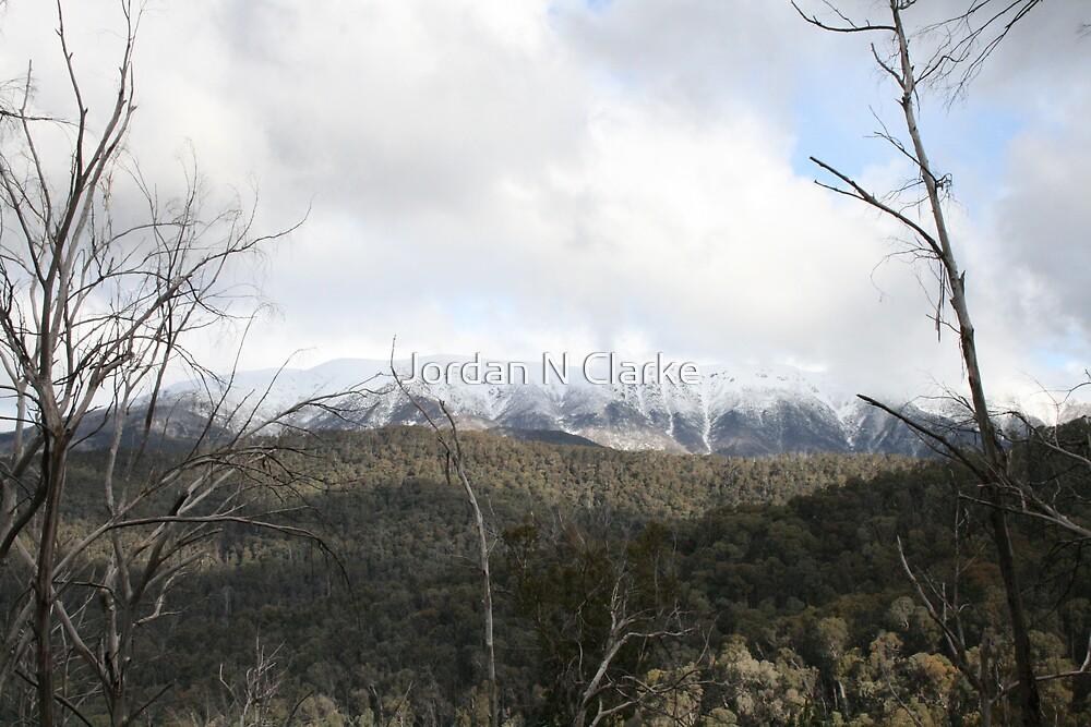 Mount Bogong #2 by Jordan N Clarke