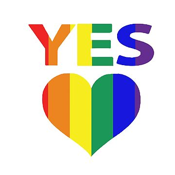 yes vote in marriage equality by chajass
