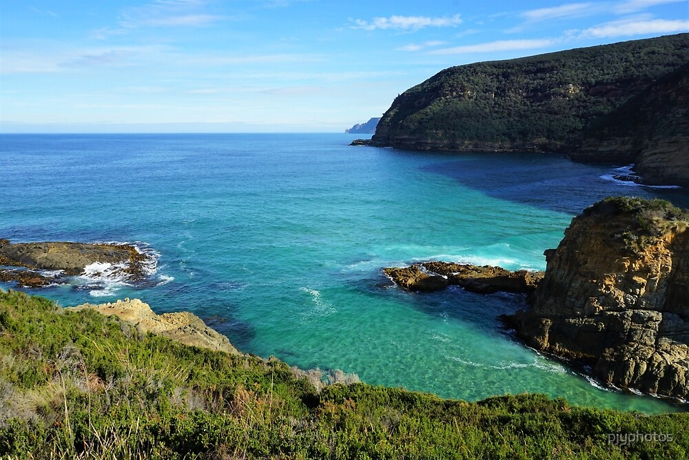 Tasman Sea by pjyphotos