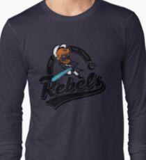 Rebels Baseball Long Sleeve T-Shirt