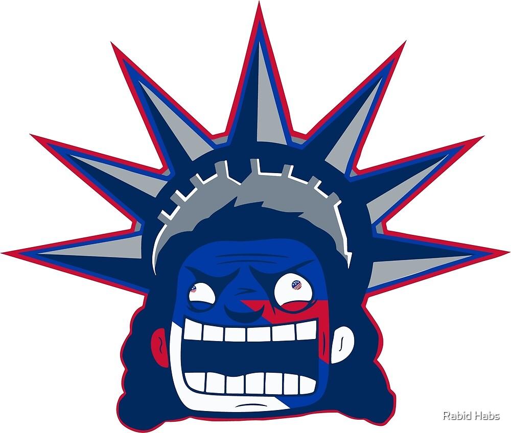 New York Rabid Team Logo by Rabid Habs