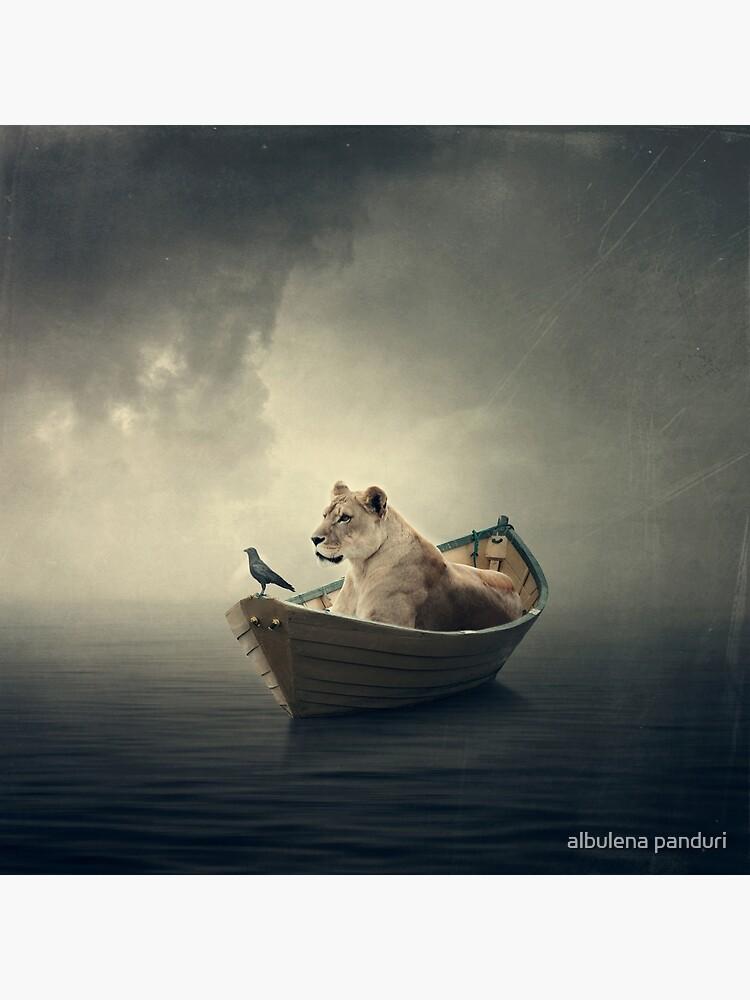 Siren song by albulena-pandur