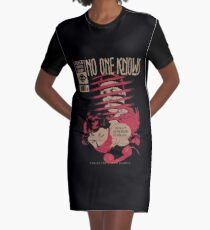 No One Knows  Graphic T-Shirt Dress