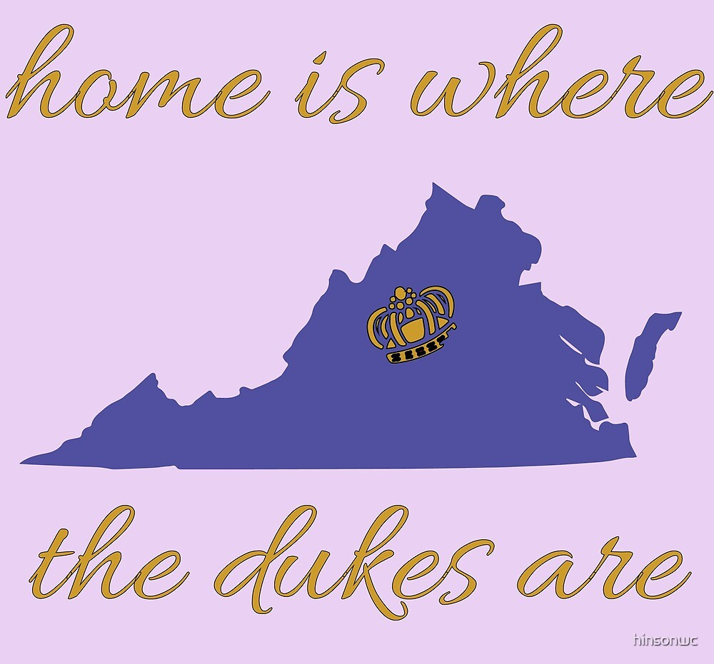 Home Is Where The Dukes Are by hinsonwc