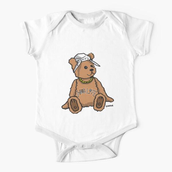 Hug Life Short Sleeve Baby One-Piece