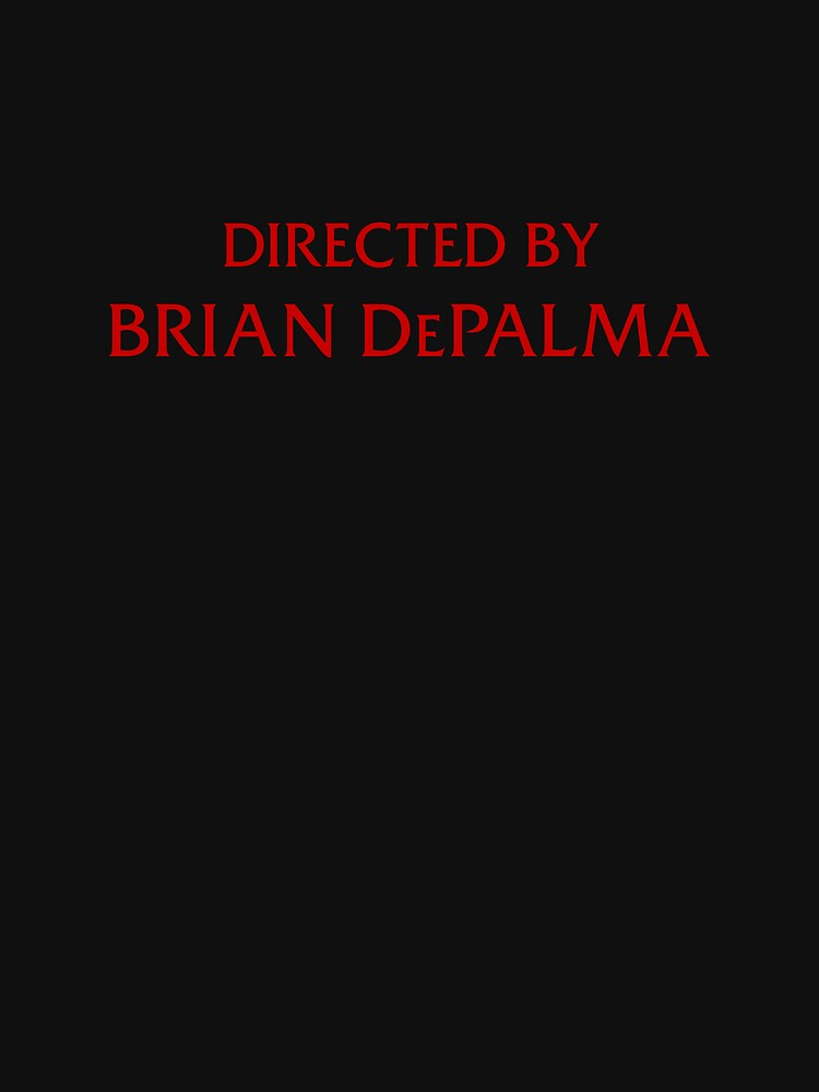 Scarface   Directed by Brian De Palma by directees