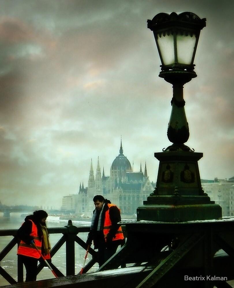 Budapest by BMV1