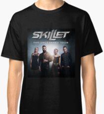 penjualan terbaru gw 123 skillet pancen oye Classic T-Shirt