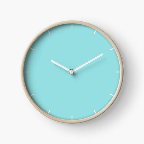 Island Paradise 14-4620 TCX   Pantone   Color Trends   Spring Summer 2017   Solid Colors   Fashion Colors   Clock
