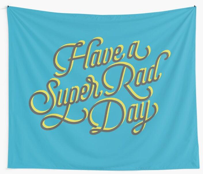 RAD DAY by Tim Evancho