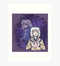 Bakura (Yu-gi-oh) Art Print