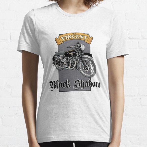 Vincent Black Shadow Essential T-Shirt