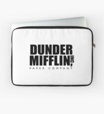 Dunder Mifflin T-Shirt Laptop Sleeve
