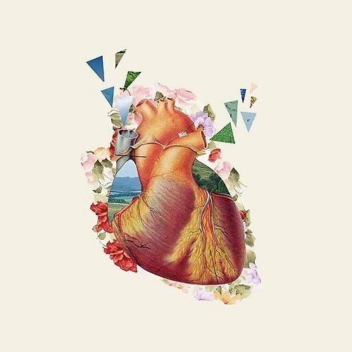 heart collage by lyricbb