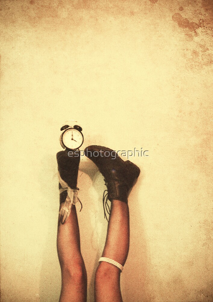 only time will tell by esphotographic