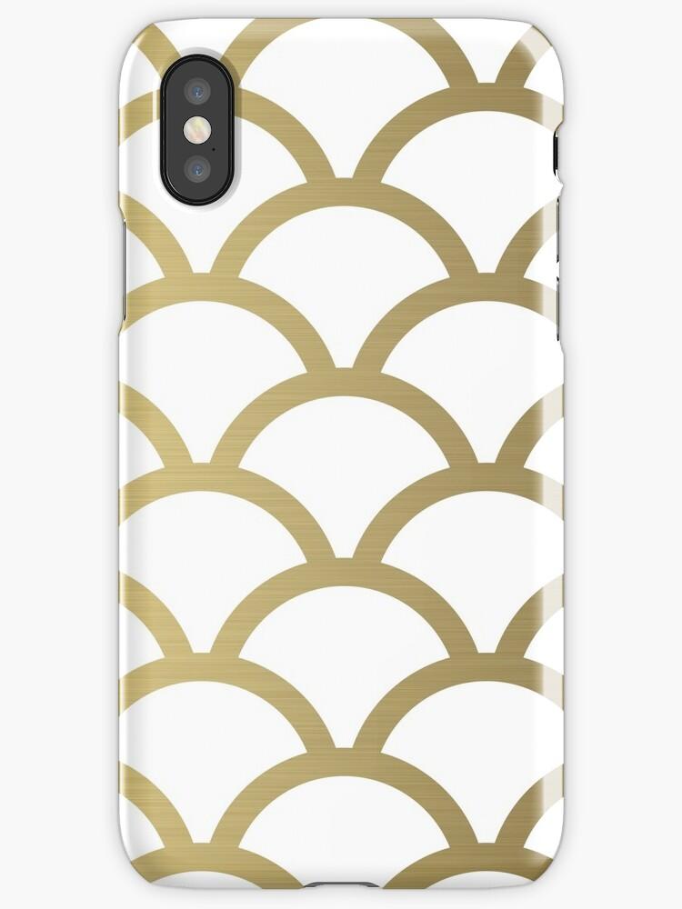gold mermaid texture by PineLemon