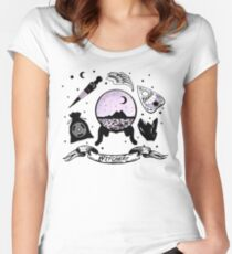 Witchery Women's Fitted Scoop T-Shirt