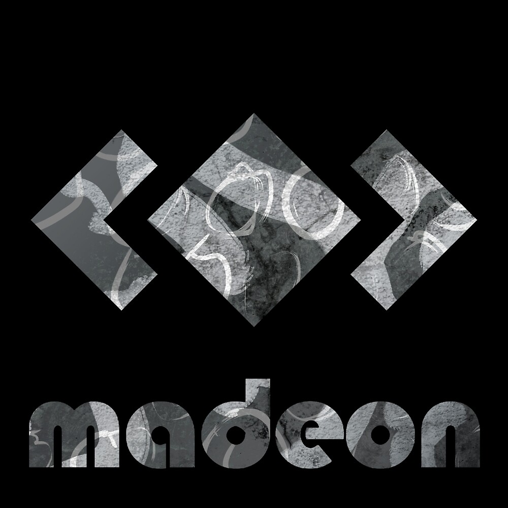 Madeon Metallic Steampunk Logo by darkshadow11