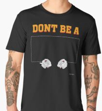 Don't Be a Square / Mia Wallace Men's Premium T-Shirt